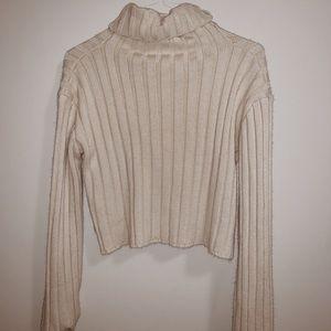 Fashion Nova Crop top sweater